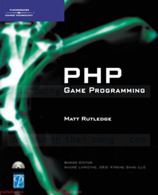 PHP Game Programming (2004).pdf