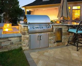 Outdoor Kitchen Grills Reviews The Best Builtin for S in Harrisburg York