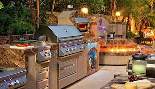 Premium Outdoor Kitchens Grills Northwest