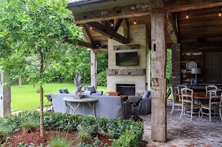 Rustic Outdoor Kitchen S to Die for in Baton Rouge Baton Rouge Business Report