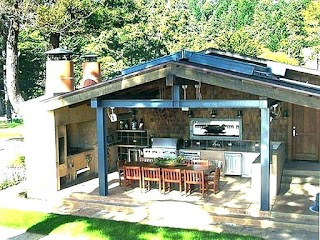 Outdoor Kitchen DIY Kits Plans