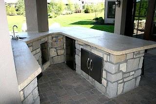 Limestone Outdoor Kitchen Patio S Fireplaces Leawood Kansas Ks
