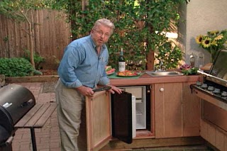 How to Make a Outdoor Kitchen N for Deck Or Ptio Ron Hzeln