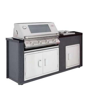 Beefeater Outdoor Kitchen Artisan Signature S3000s Ci Bbq Module