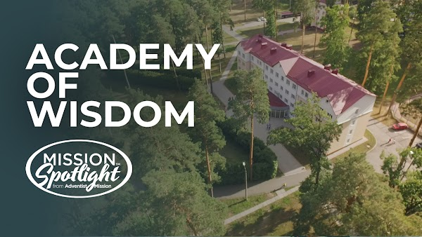 Weekly Mission Video - Academy of Wisdom