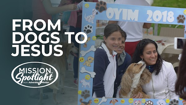 Weekly Mission Video - From Dogs to Jesus