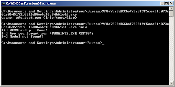 ATMTest Malware