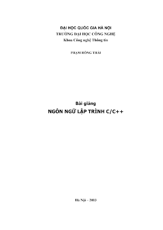 ngon ngu lap trinh c_c++ (pham hong thai coltech-vnu).pdf