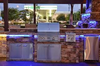 Premier Outdoor Kitchens Kitchen Displays in Florida