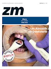 Les Aérosols en Dentisterie