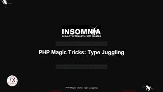 EN - PHP loose comparison - Type Juggling - OWASP.pdf