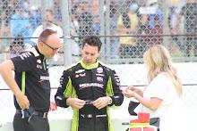 Simon Pagenaud assina com a Meyer Shank Racing