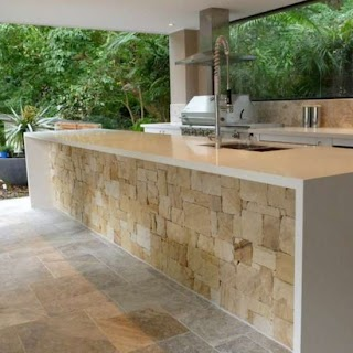 Quartz Countertops for Outdoor Kitchens Current Obsessions Indoor and Spaces