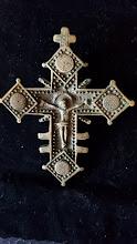 Cruce din bronz cutuli