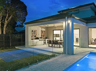 Outdoor Kitchen Designs Melbourne Alfresco Custom S