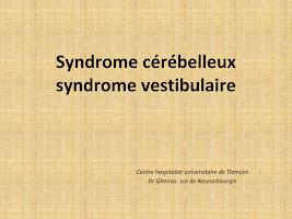 05-Syndrome cérébelleux.pptx