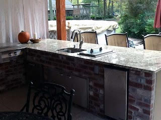 Outdoor Kitchens in Baton Rouge Patios Barbeques Ascension
