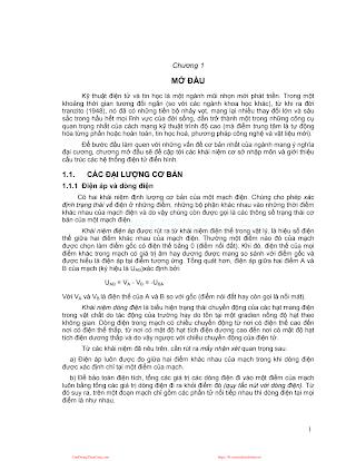 Giáo Trình Bài Giảng Kỹ Thuật Điện Tử - Trần Tiến Phúc, 237 Trang.pdf