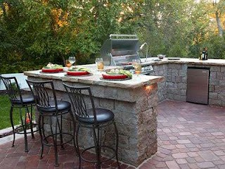 Kitchen Outdoors Outdoor S From Blooming Valley Landscape Supply