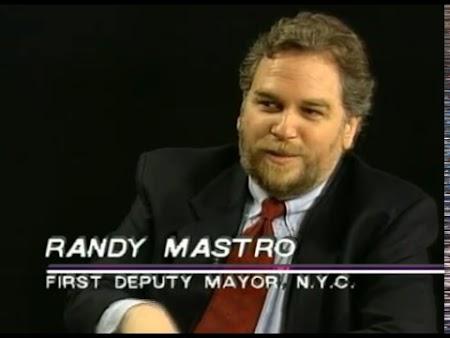 Randy Mastro and Mayor Lahat (Original Airdate 3/22/1998)