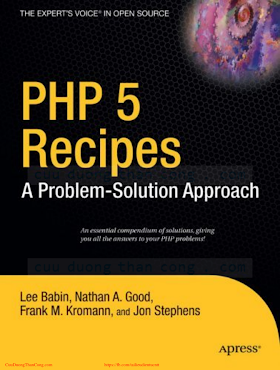 PHP5 Recipes - A Problem-Solution Approach (2005).pdf