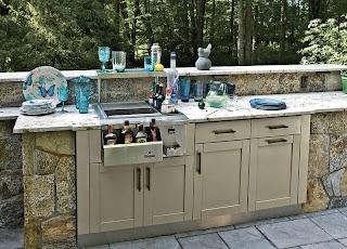 Danver Outdoor Kitchens Walpole S