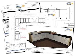 Outdoor Kitchen Design Plans Free Software