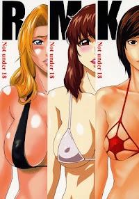 (C71) [M (Amano Ameno)] RMK (Bleach, Death Note, Gundam SEED DESTINY) [English] {Rinruririn}