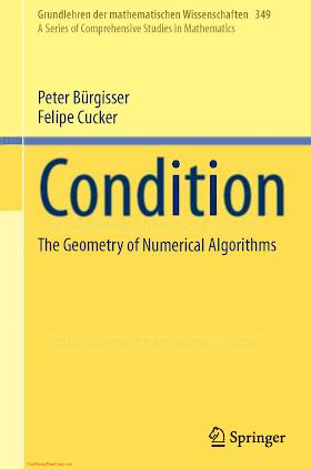 3642388957 {B22770A4} Condition_ The Geometry of Numerical Algorithms [Bürgisser _ Cucker 2013-08-13].pdf