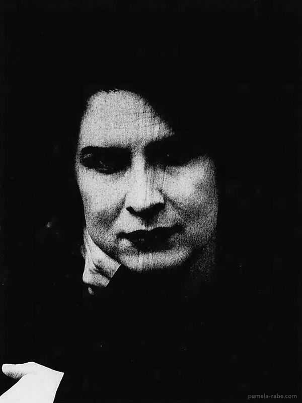 Pamela Rabe | A Woman of Substance