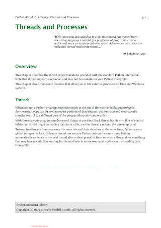 Threads and Processes.pdf