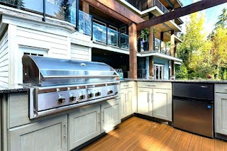 Second Hand Outdoor Kitchen Costco Cost
