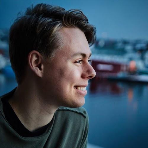 Velkommen til praksisstudent i HVL Skape-teamet: Jonas Hagesæther Røthe