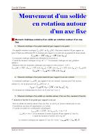 Mouvement d'un solide en rotation autour d'un axe fixe.pdf