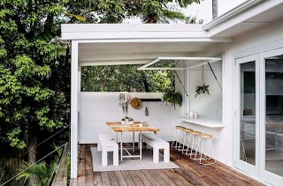 Outdoor Kitchen Ideas 30 Inspirations Apartment Therapy
