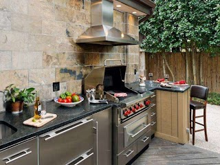 Outdoor Kitchen Hood Trends Diy