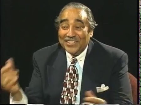 Ron Brown [Tribute] & Charles Rangel (Original Airdate 4/14/1996 with content from 3/29/1992)