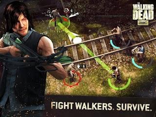 The Walking Dead No Man's Land Mod APk 3.11.1.249 [Unlimited Money]