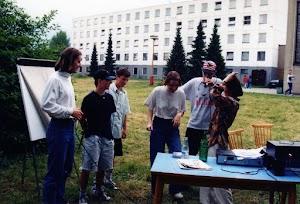 Fotogalerie ISŠ - 1995