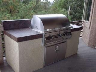 Drop in Grills for Outdoor Kitchens Kitchen Contractors Colorado Sprgs Built Bbq