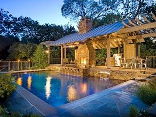 Outdoor Kitchen Designs with Pool 12 Gorgeous S Hgtvs Decorating Design Blog Hgtv