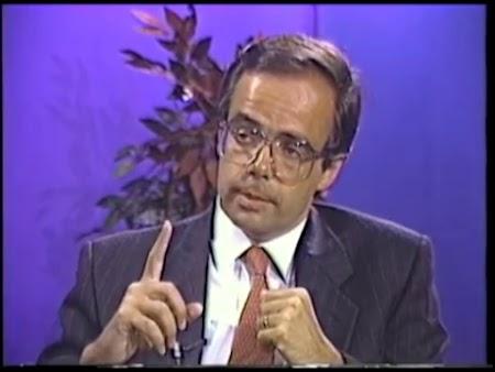 Uri Savir (Original Airdate 9/16/90)