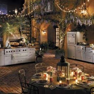 Italian Outdoor Kitchen S Fit for Celebrity Chefs in 2019 Decor