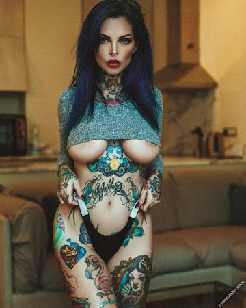Riae Suicide 111th Photo