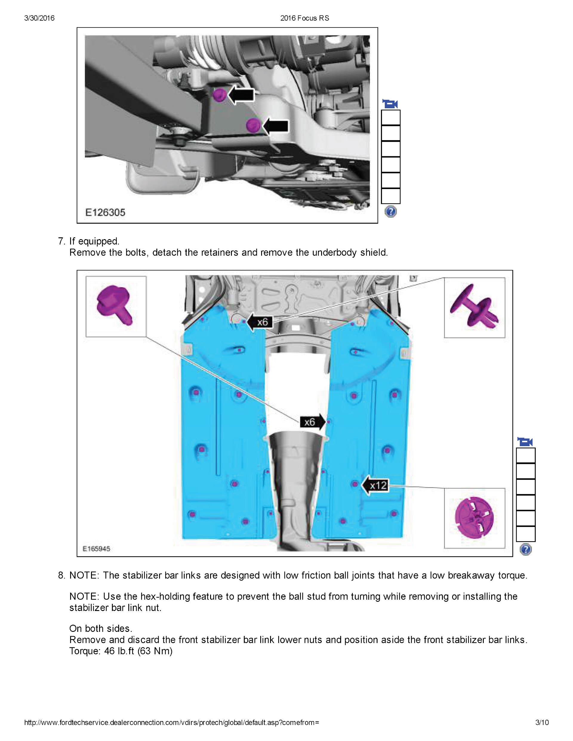 Download 2015-2018 Ford Focus MK3 Repair Service Manual.