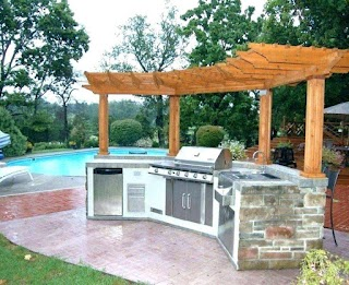 Outdoor Kitchen Cost Estimator Estimated of Remodel Guide