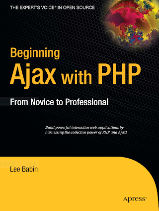 Beginning Ajax With PHP - From Novice To Professional (2006).pdf