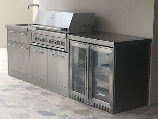 Outdoor Kitchen Adelaide Stainless Steel S