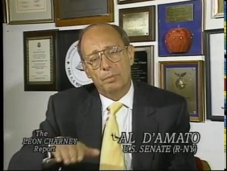 Senator Al D'Amato (Original Airdate 7/28/1996)