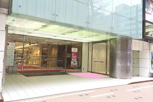 札幌パルコ 1階正面入口前店頭 イベントスペース